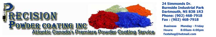 Precision Powder Coating